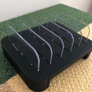 5台同時USB充電スタンド