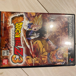 PS2ソフト【ドラゴンボールなど】