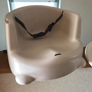 【ネット決済】リッチェル お食事椅子