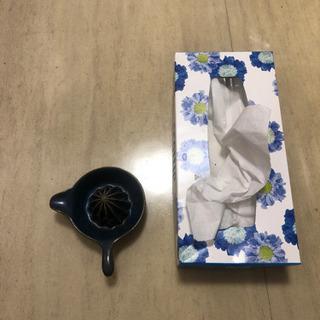 陶器 絞り皿 0円