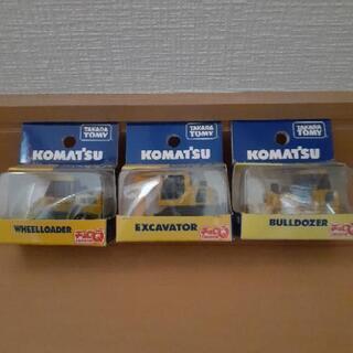 TAKARA TOMY☆チョロQ 3種類まとめて☆新品未開封