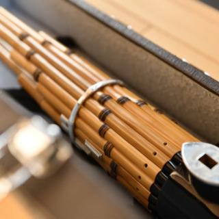 雅楽の笙・篳篥・龍笛のお稽古・演奏承っております。 − 大阪府