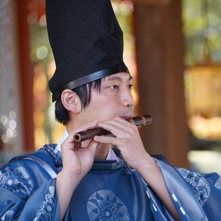 雅楽の笙・篳篥・龍笛のお稽古・演奏承っております。 - 教室・スクール