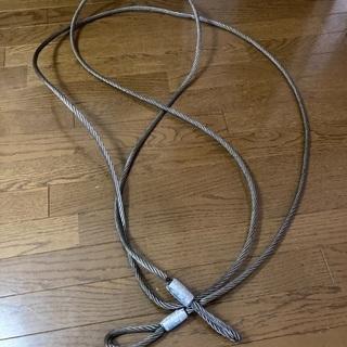 ワイヤーロープ 10mmx5m