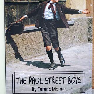 【無料】英語の児童文学『パール街の少年たち』