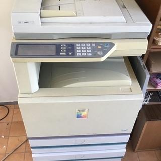 シャープ製 カラーコピー機