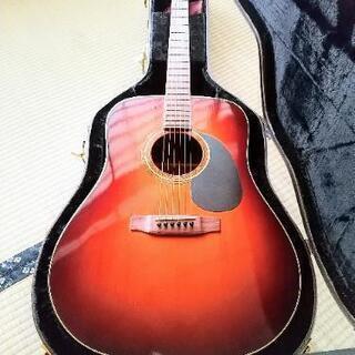 【お取引中】アコースティックギターお売り致します