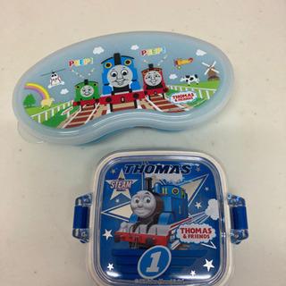 トーマス・離乳食用お弁当箱&タッパー