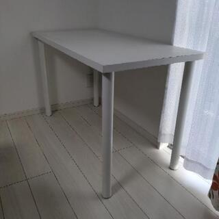 [値下げ]ニトリ 白 テーブル