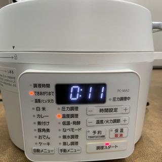 電気圧力鍋(2019年製) リサイクルショップ宮崎屋21.5.4F