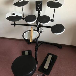 【値下げしました】電子ドラム Roland TD-1KV