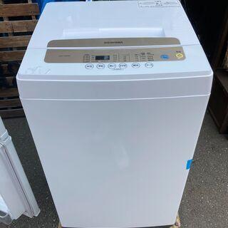 アイリスオーヤマ 洗濯機 IAW-T502EN 2020年製