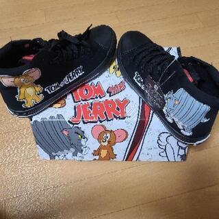 トムとジェリー 靴 26.5センチ
