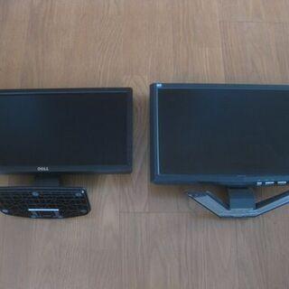 Dell 18.5インチ Acer 19インチ ワイド モニター...