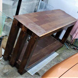 141×47×h70.5 木製キャビネット