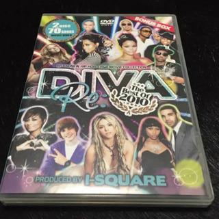 """【ネット決済】洋楽DVD """"DIVA the best of 2..."""
