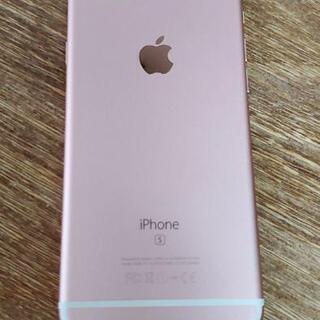 【SIMフリー】iPhone 6s Rose Gold 64 G...