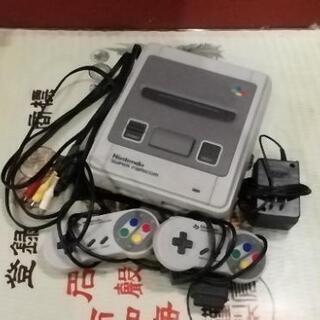 【懐かしい】Nintendo スーパーファミコン