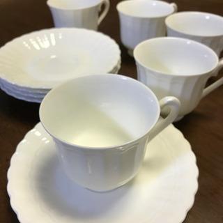 Noritake ティーカップ&ソーサー 6客セット 5/16まで!の画像