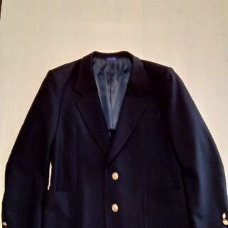 海老名中学校男子制服をお譲りします。