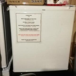 【中古】Haier 1ドア冷蔵庫