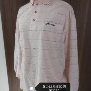 長袖ポロシャツ、ゴルフウェア