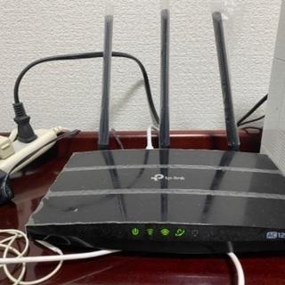 【まだ一つがある】WiFiルーター