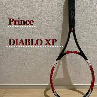 prince DIABLO xp 硬式テニスラケット テニ…