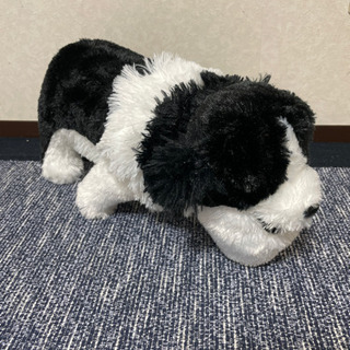 【新品】シャクレルプラネット5 BIG ぬいぐるみ 犬 - 子供用品
