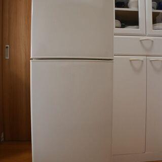 【ネット決済】無印良品冷蔵庫M-R14B 137L