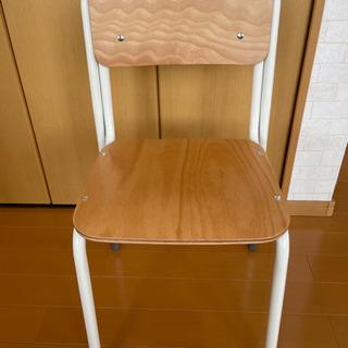 【値下げしました】学校椅子