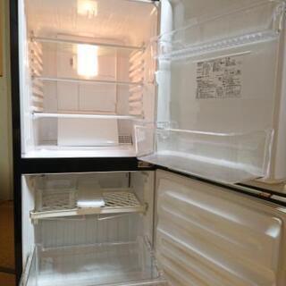 内部清掃除菌・外部清掃済み ユーイング MR-F110MB(K) MORITA  2011年製 京都 冷凍冷蔵庫 − 京都府