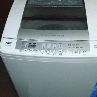 【ネット決済・配送可】洗濯機