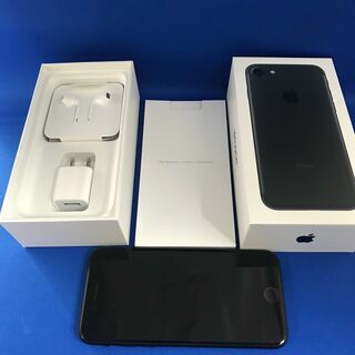 iPhone7 32GB SIMフリー ブラック