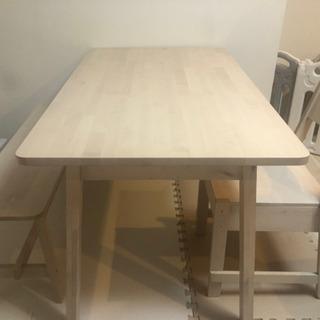 イケア テーブルセット 10,000円