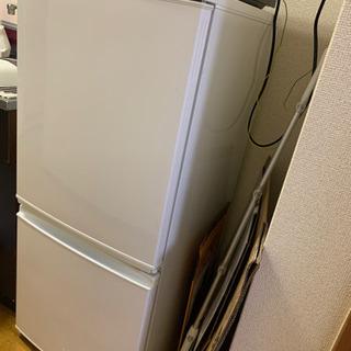 SHARP 冷蔵庫 5/22まで取引可能