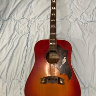 【ネット決済・配送可】ギター中古現状品