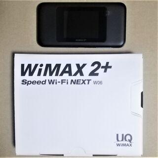配達可★PayPay対応★UQ WiMAX 【 SPEED Wi...