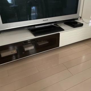 【ネット決済】テレビ台 ホワイト 170cm