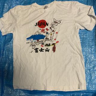 JAPAN富士山Tシャツ