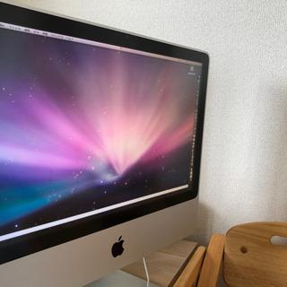 【ネット決済・配送可】iMac 20inch MA876J/A ...