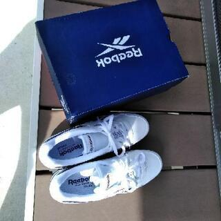 Reebokの靴