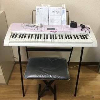 CASIO 電子キーボード 電子ピアノ LK-107