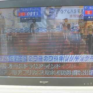液晶テレビ シャープ 32型 ジャンク 無料