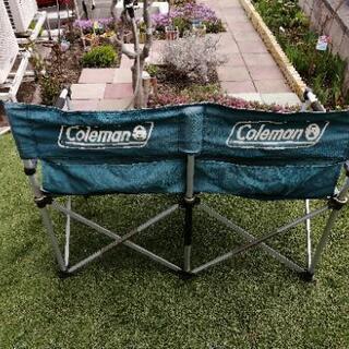 Coleman  コールマン 折り畳み二人掛けチェア