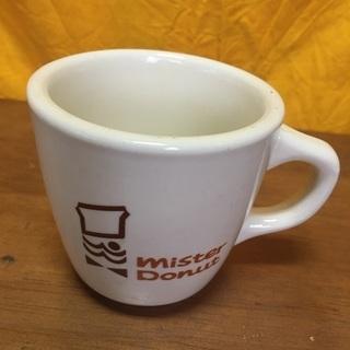 【ネット決済】ミスド35周年記念 マグカップ