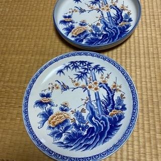 松竹梅料理皿・飾り皿[新品]