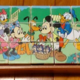 ディズニー パズル キューブ型