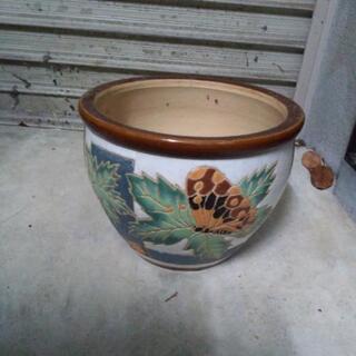 植木鉢 柄物