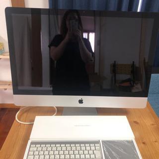 iMac 27インチ メモリ16GB SSD256GB